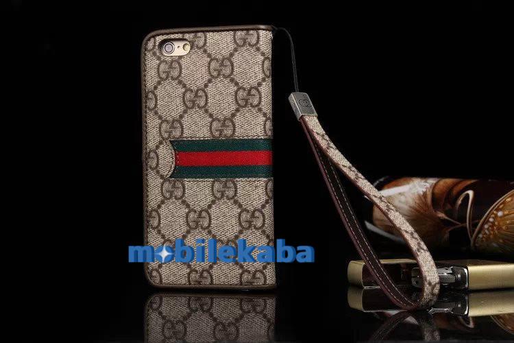 new style 1eb64 9e78c \6時間ダケ★ブランドgucci手帳型8アイフォン8/7ケースモノグラム8plusクラシックな柄ビジネス風