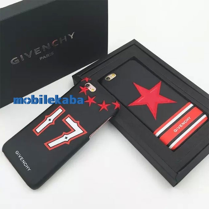Givenchy カッコイイ iPhone7/8ケース