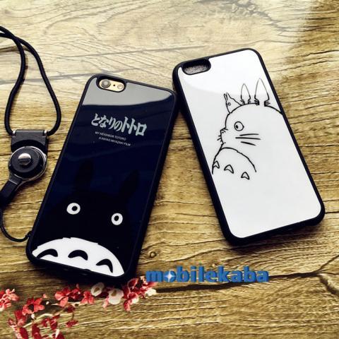 宮崎駿 トトロ iPhone8 ケース 人気映画となりのトトロ iPhone7 ...