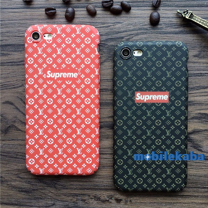 supreme lv iPhone7s ケース