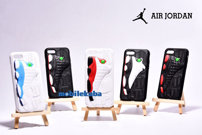 エアジョーダンスニーカー デザインiPhoneX/8/7 Air Jordan 13