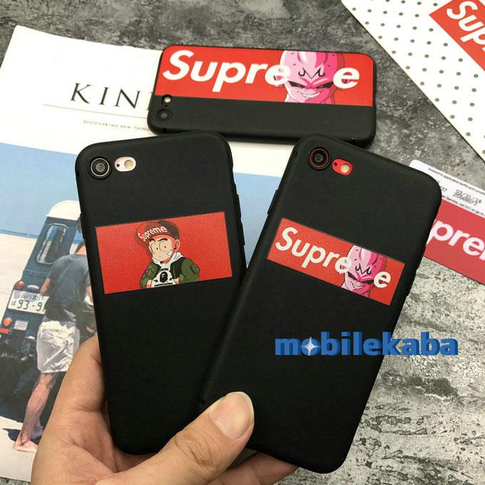 iPhoneX/8/7携帯カバードラゴンボールsupreme